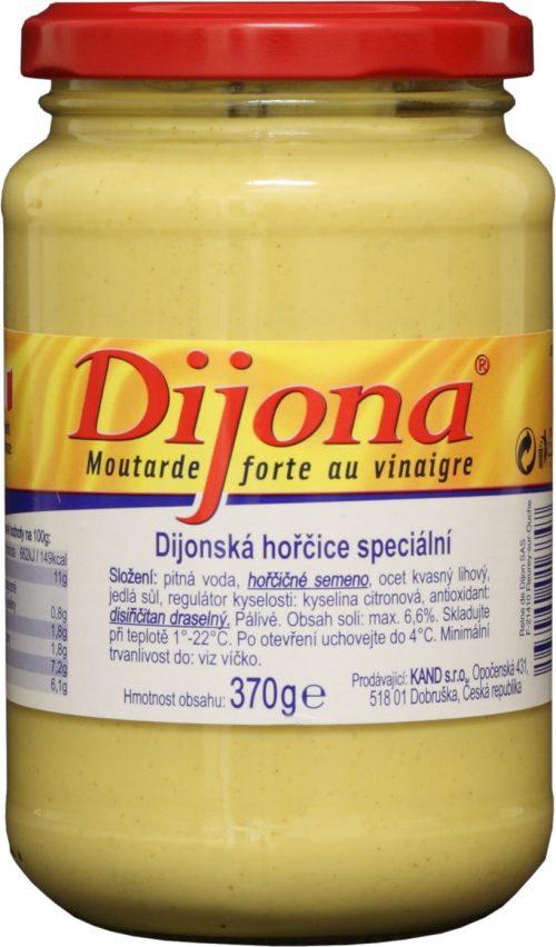 Dijona_hořčice_dijonská_370g