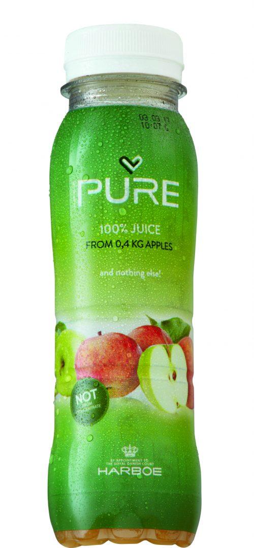 PURE Jablko 25 cl