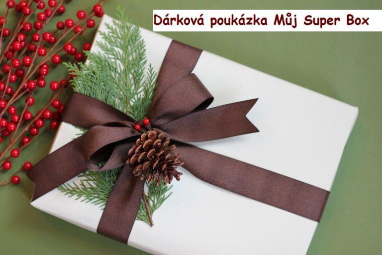 Vánoční dárková poukázka