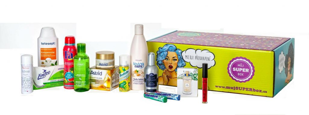Kosmetika únor