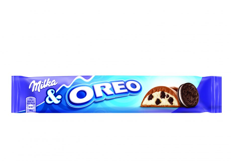 Milka Oreo 37g front high res