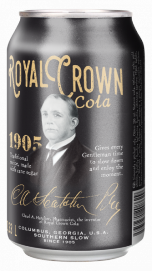 Royal Crown Cola_0,33l plech