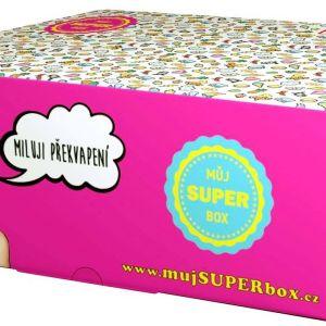 Můj Super Box Food ŘÍJEN 3.10.
