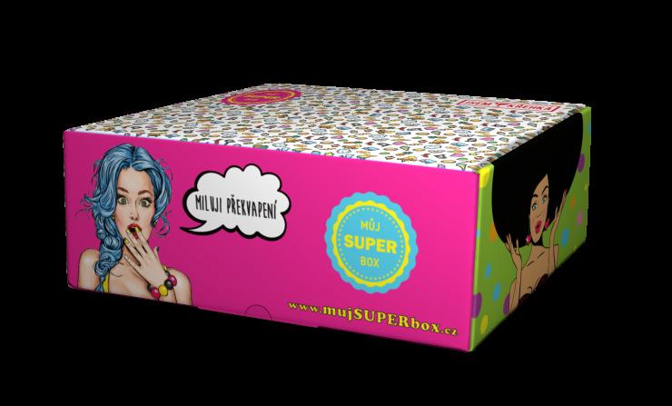 krabice new transparent