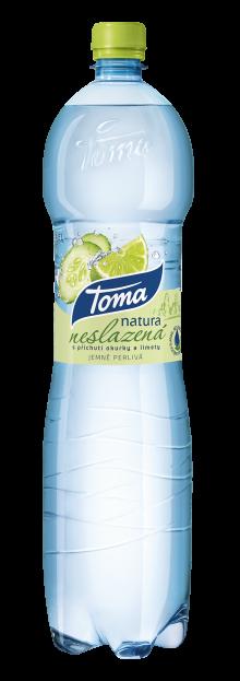 Toma Okurka s Limetkou