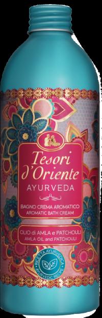 TESORI D'ORIENTE AYURVEDA