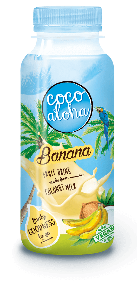 Coco Aloha Banán