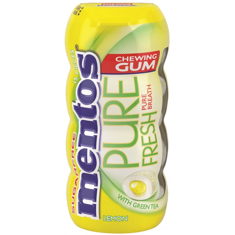 MENTOS ŽVÝKAČKY Citron