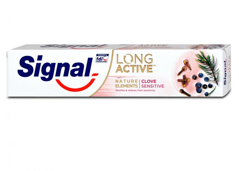 Signal Long Active Nature Elements