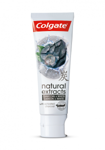 Colgate Naturals Charcoal
