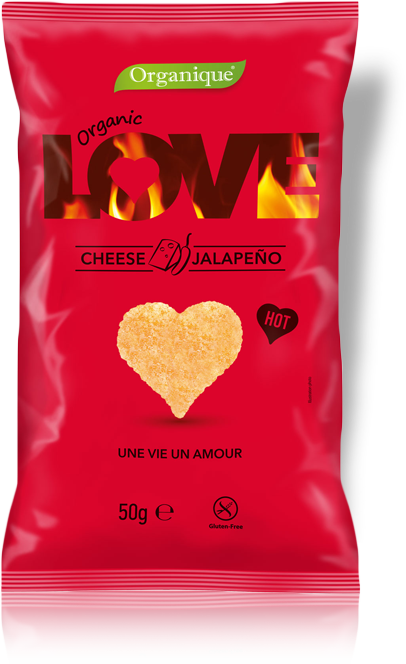 Love cheese&jalapeňo