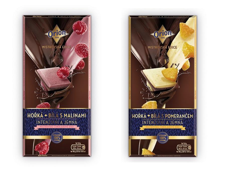 ORION čokoládové duo