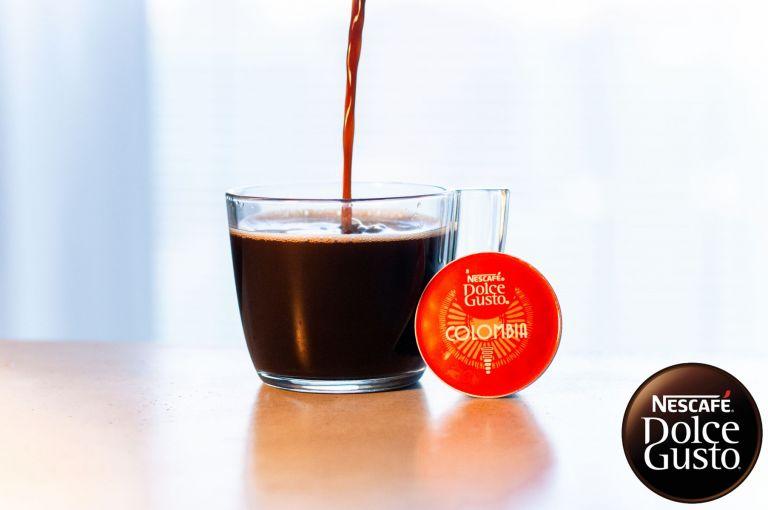 SOUTĚŽ S Nescafé Dolce Gusto
