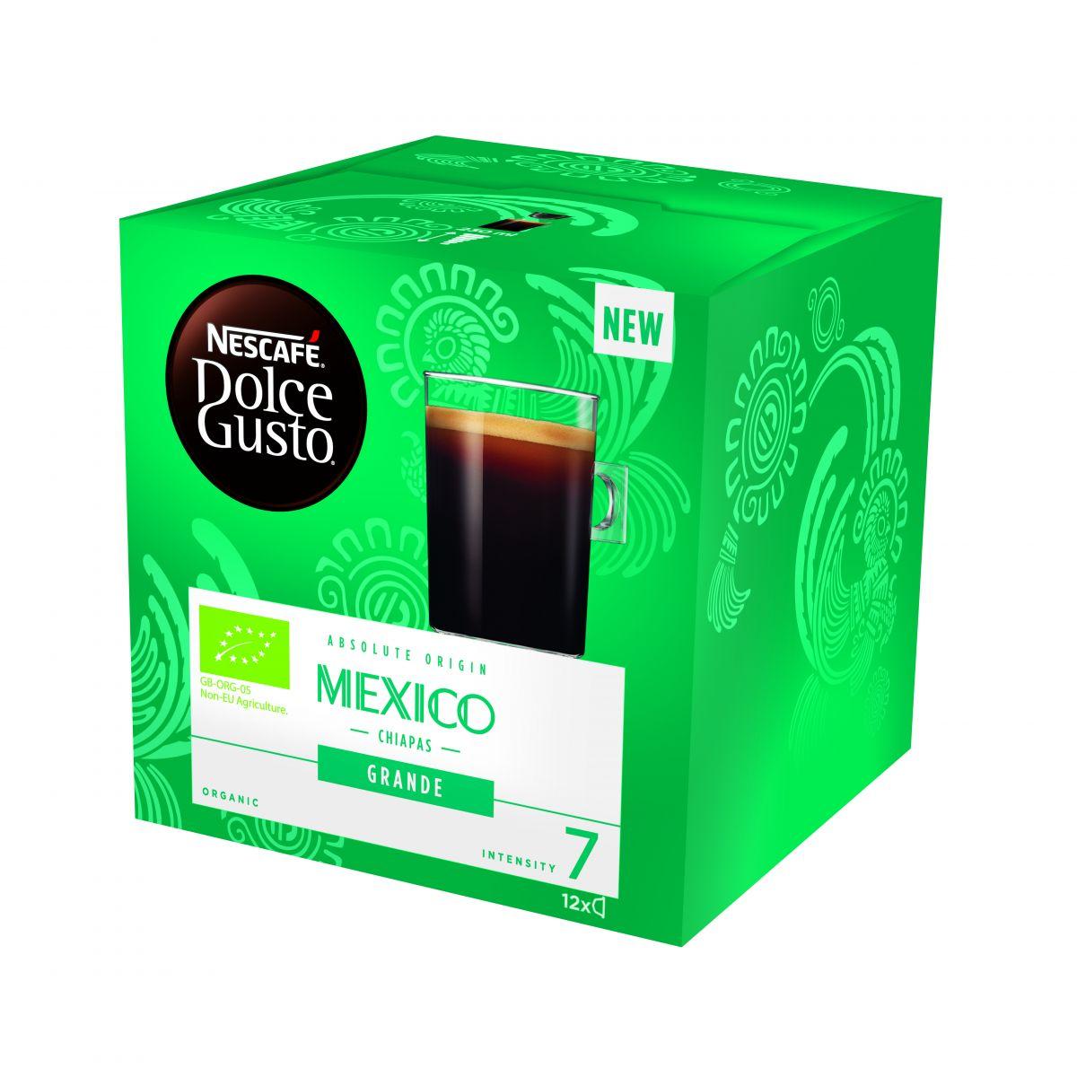NESCAFÉ® Dolce Gusto®Mexico