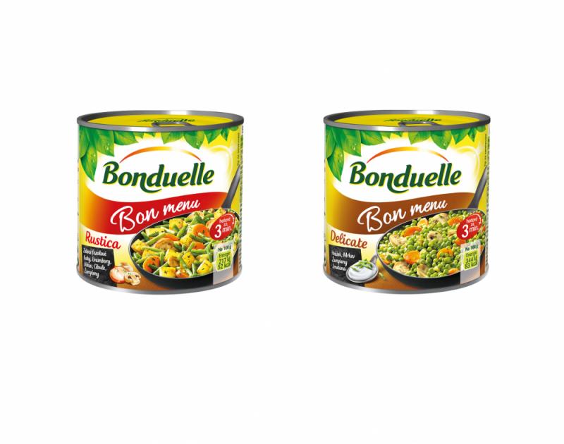 Bonduelle Bon menu
