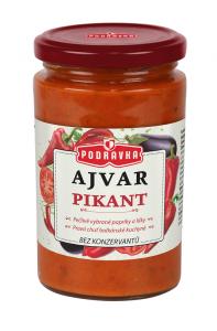 Ajvar Pikant a recept!