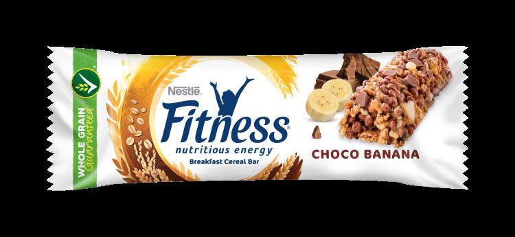 Nestlé FITNESS CHOCO BANANA