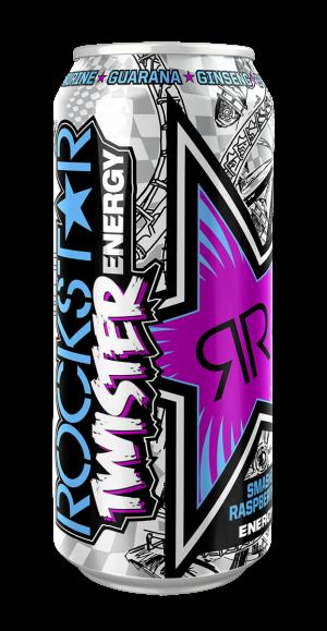 Rockstar Twister Smashed Blue