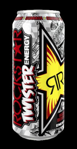 Rockstar Twister Wacked Red