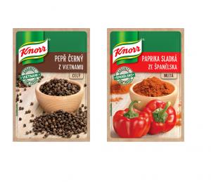 Knorr jednodruhové