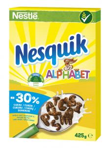 Nestlé NESQUIK® Alphabet