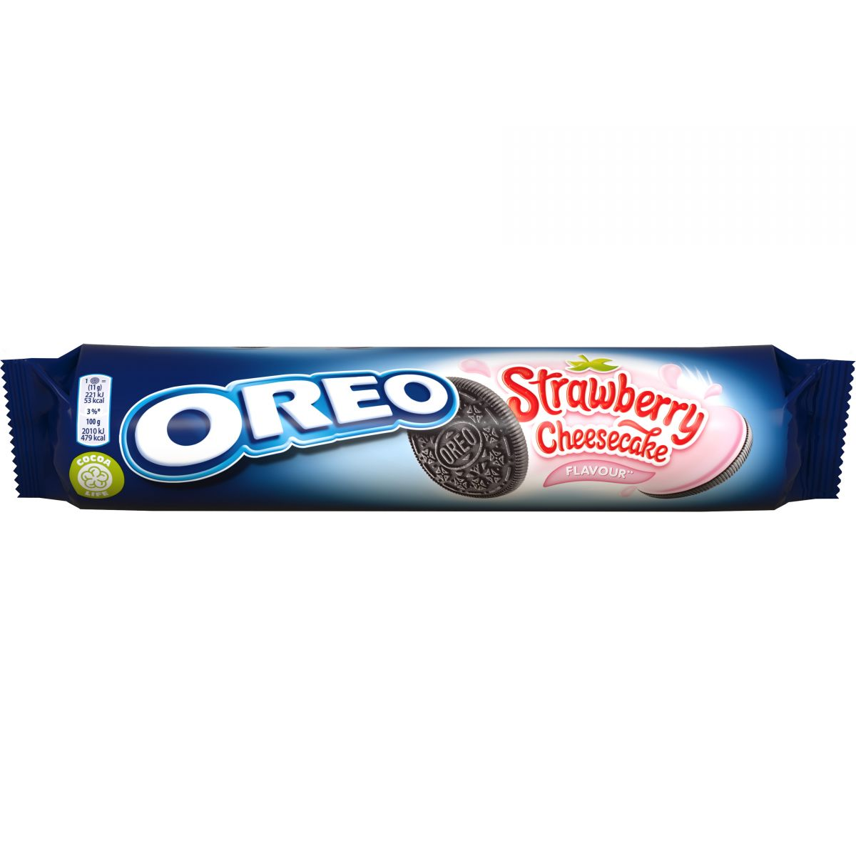 Oreo Strawberry Foil Front