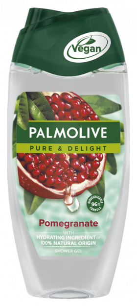 13775-1_Palmolive_SG_Pure_and_Delight_Pomegranate_Flabel_250_frontLR