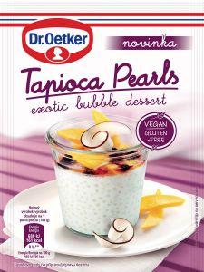 Tapioca Pearls Dr. Oetker