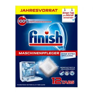 Finish kapsle na čistění myčky