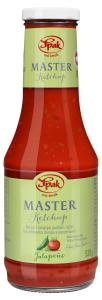 Spak Master Ketchup Jalapeňo