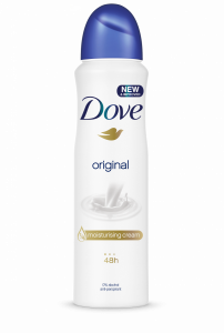 Antiperspirant Dove
