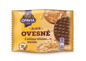 Opavia Ovesné s Polomáčené