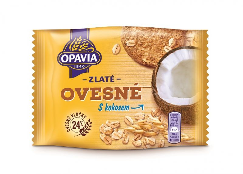 Zlate Ovesne singles front kokos 3D