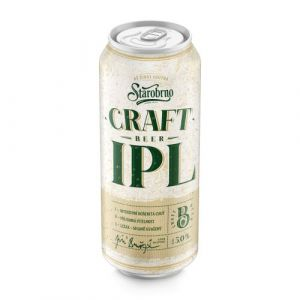 STAROBRNO IPL Indian Pale Lager
