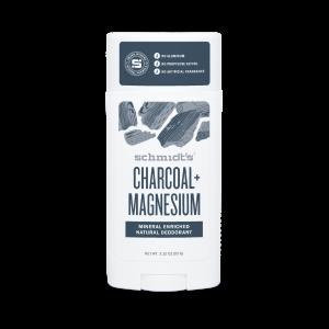 Schmidt´s deodorant Dřevěné uhlí & hořčík