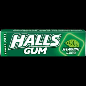 Halls žvýkačky Spearmint