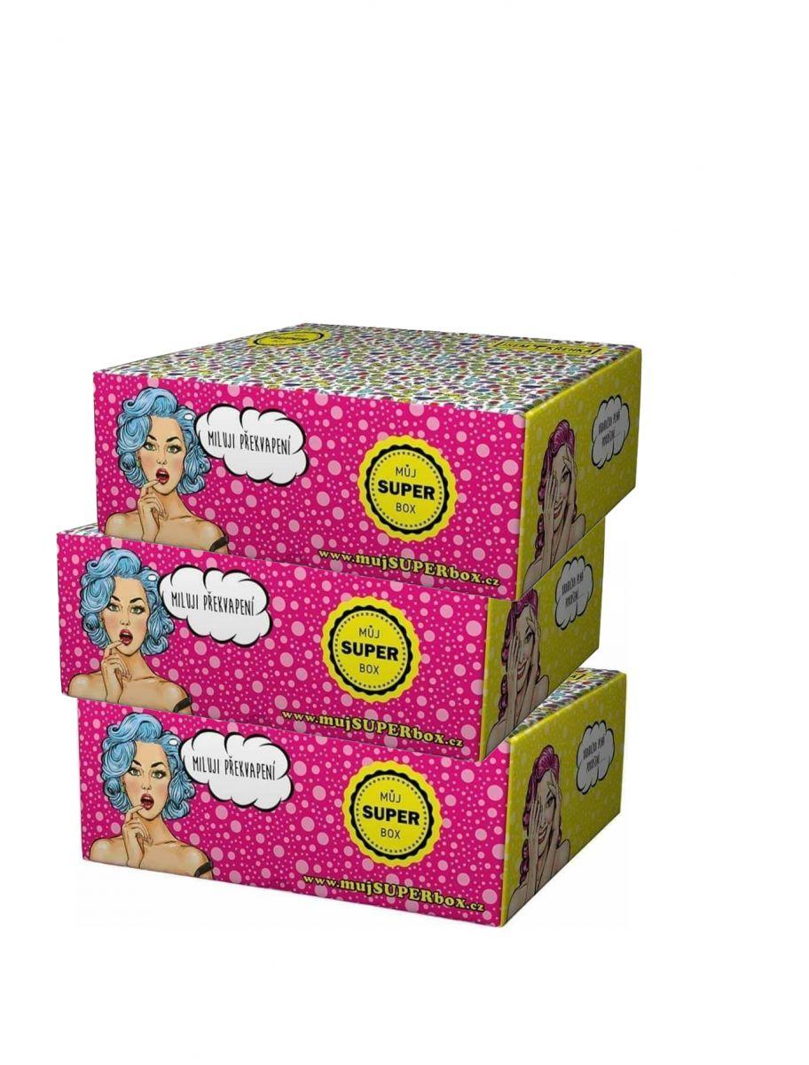 3 box novy