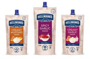 Hellmann's krémové omáčky