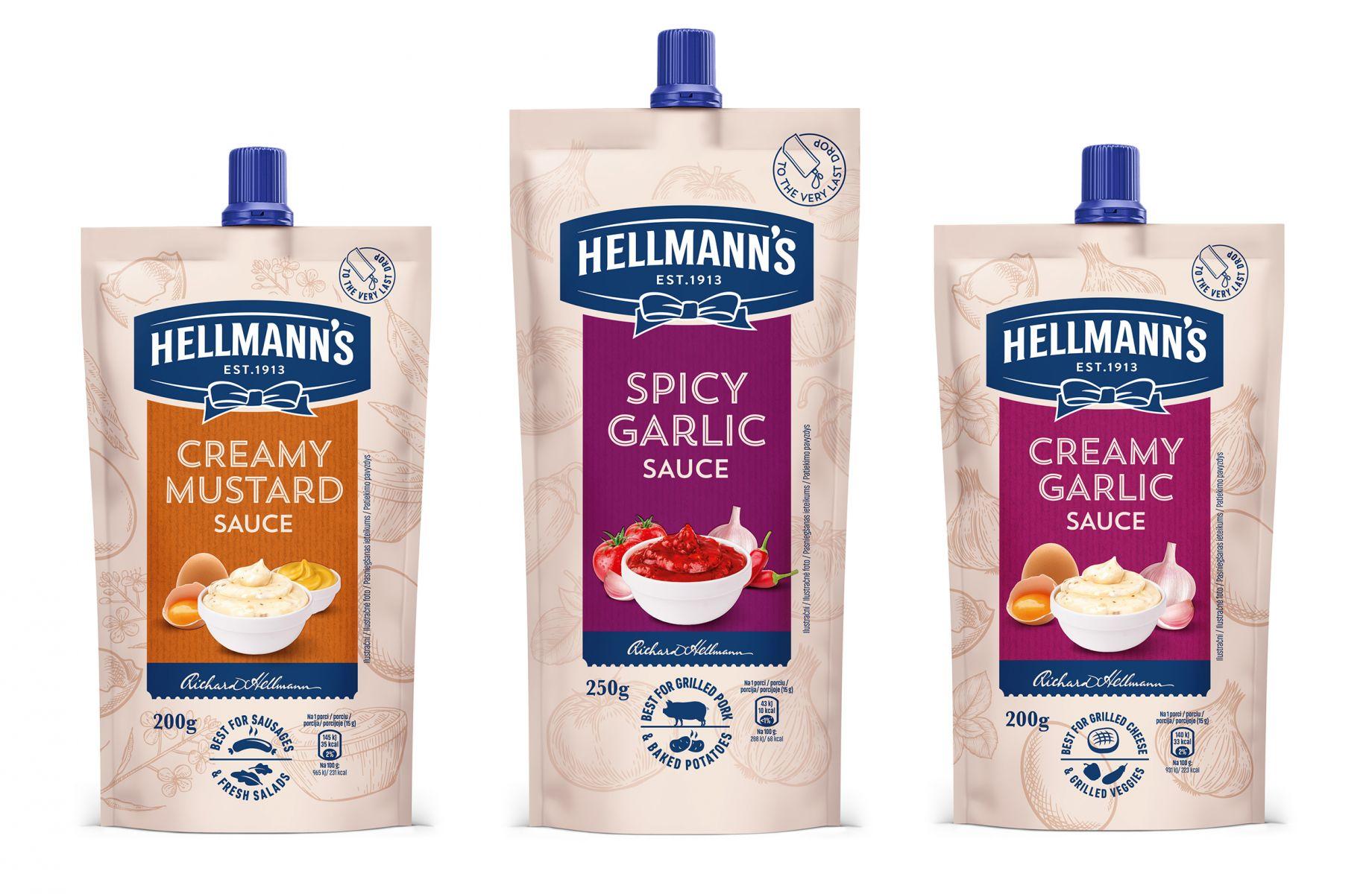 Hellmanns mustard sauce 200g kolaz