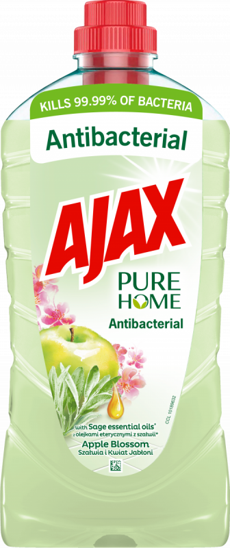 Ajax_BDC_Pure Home Apple_1L_CEE_STICK_Antibac
