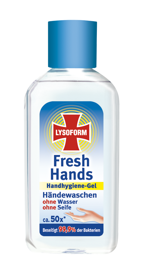 Lysoform Fresh hands 50ml