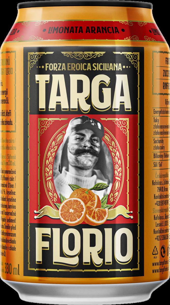 Targa Florio – Arancia – 330 ml_lesk