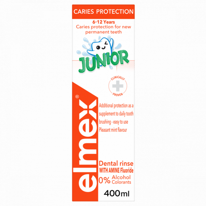61010424 Mobile Optimized Front In Package 61010424_M1N1_elmex Junior MR 400ml UK Mobile optimized kopie
