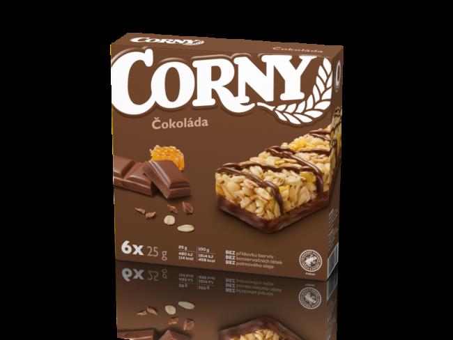 Corny Base üokol†da – st°n